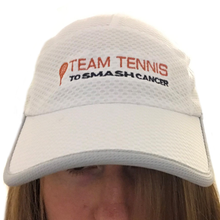 Load image into Gallery viewer, Team Tennis to Smash Cancer Performance Hat (New Balance)