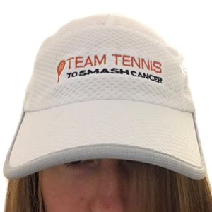 Team Tennis to Smash Cancer Performance Hat (New Balance)