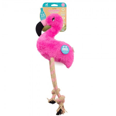 Beco Fernando the Flamingo - The Norfolk Groomshed