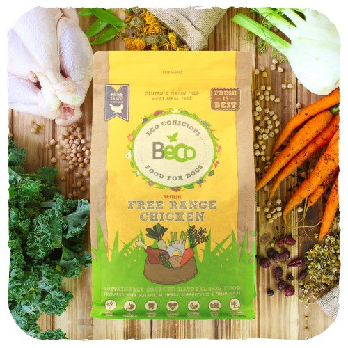 Beco Eco Conscious Food for Dogs Chicken - The Norfolk Groomshed