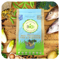 Beco Eco Conscious Food MSC Certified Cod & Haddock - The Norfolk Groomshed