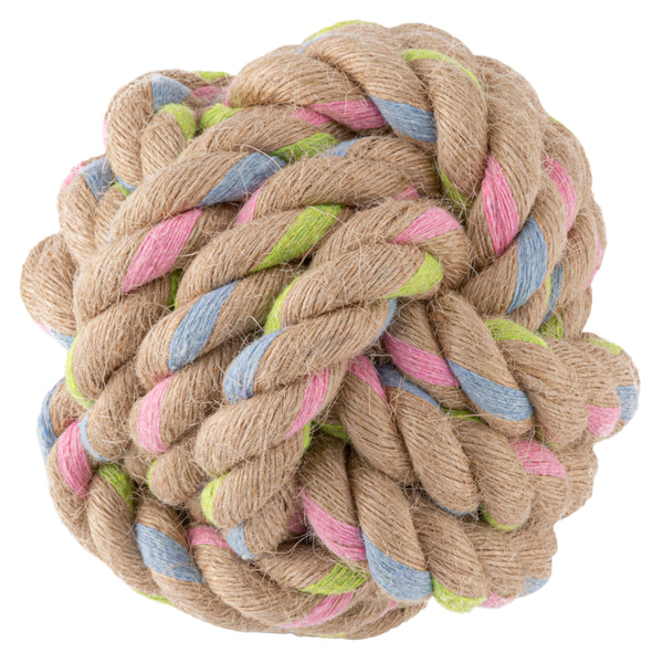 Beco Hemp Rope Ball - The Norfolk Groomshed