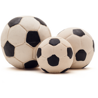 Lanco Natural Rubber Ball Set - The Norfolk Groomshed