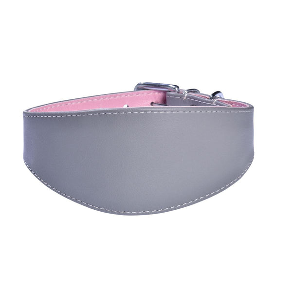 Leather Greyhound Collar Nicky