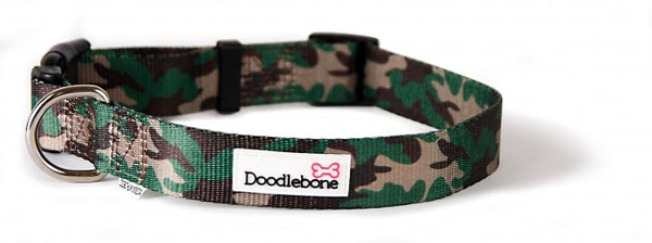 Doodlebone Bold Pattern Collar - The Norfolk Groomshed
