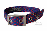BlossomCo Max Dog Collar - The Norfolk Groomshed