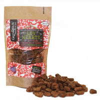 Luv Hearts Chicken & Liver Training Treats - The Norfolk Groomshed