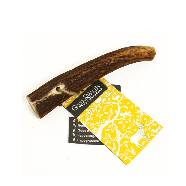 Antler Dog Chew - The Norfolk Groomshed