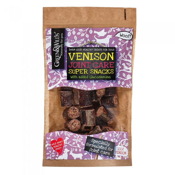 Venison Joint Care Super Snacks - The Norfolk Groomshed
