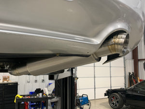 Billet Series Titanium Exhaust - Honda S2000