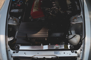 Billet Tank Vertical Flow Radiator - Honda S2000
