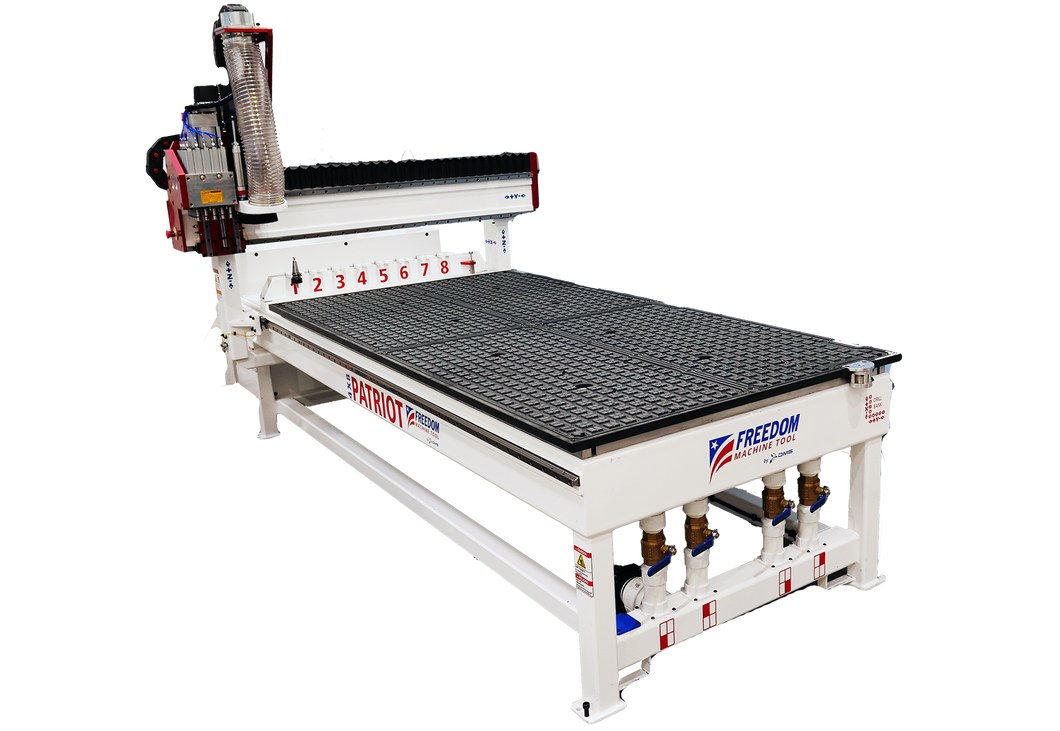 Freedom 4 x 8 CNC Router