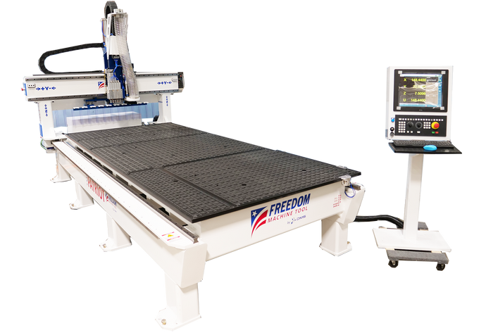 Freedom 5 x 12 CNC Router