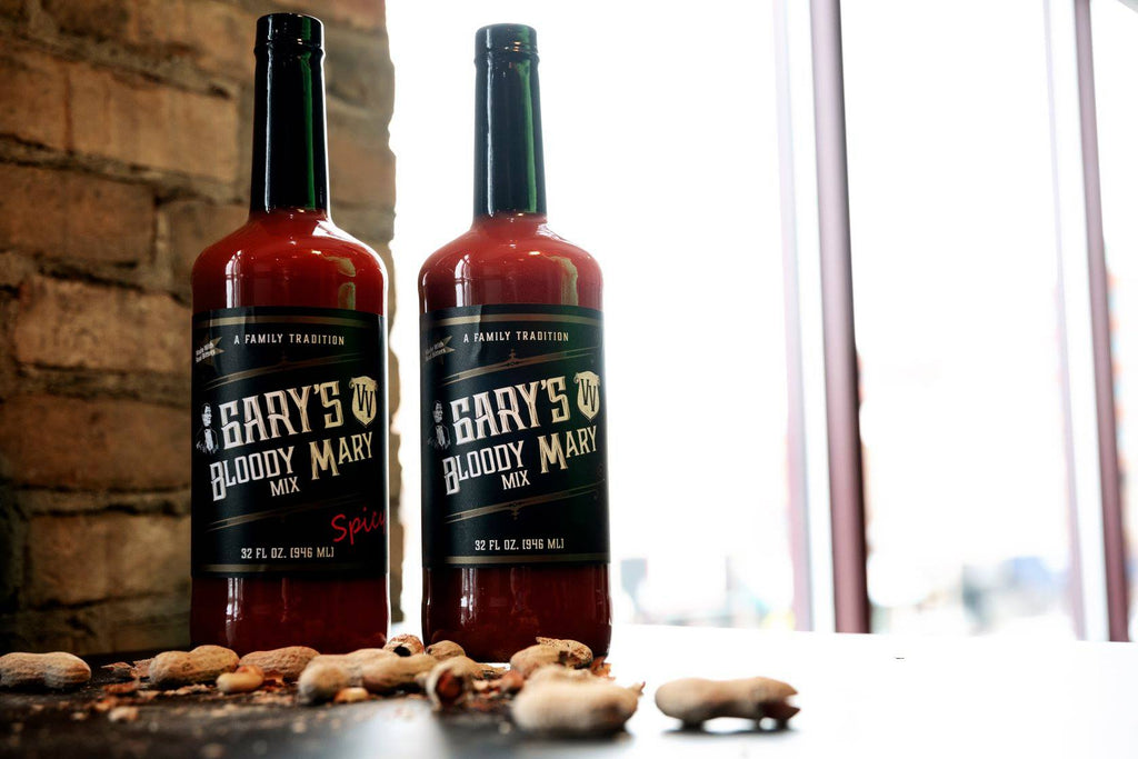 Have you tried Gary's Bloody Mary Mix yet?