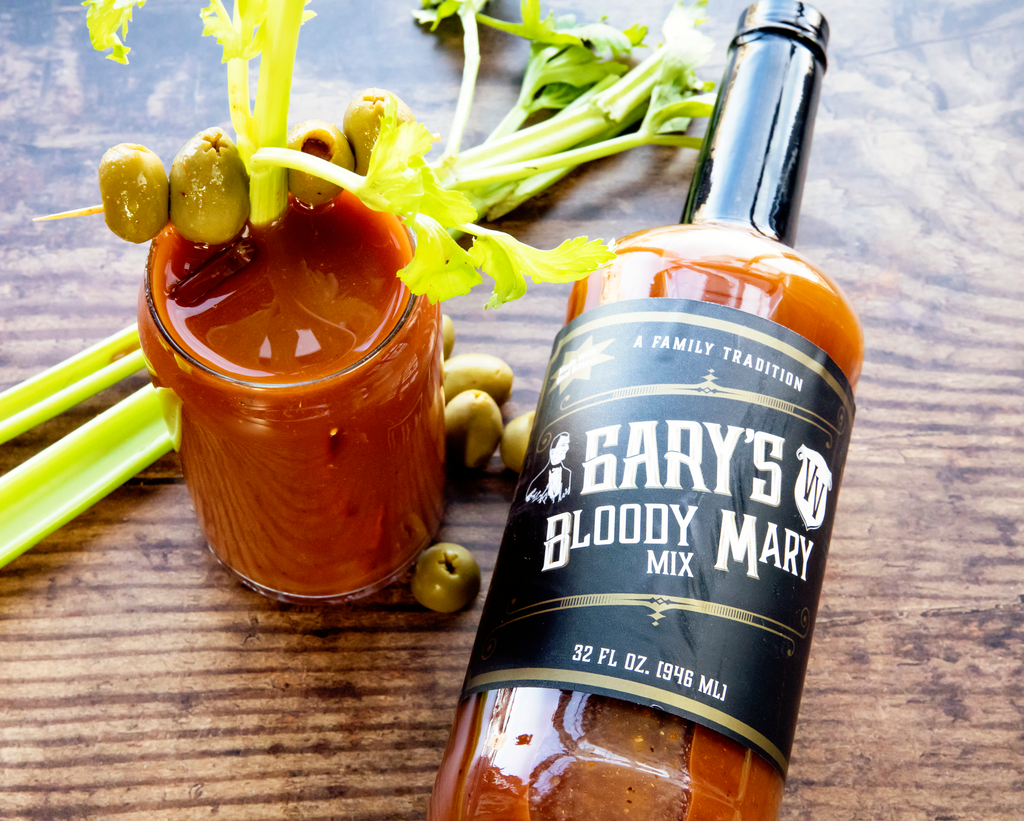 TVW | Best of Wisconsin Restaurants | Gary's Bloody Mary Mix | April 5, 2020