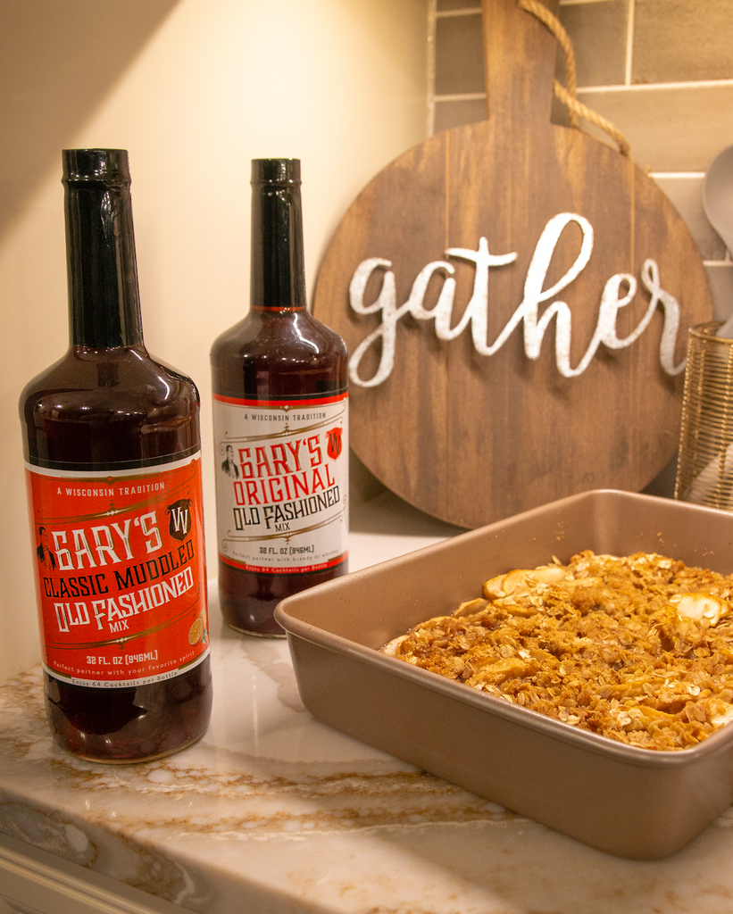 Garys Old Fashioned Mix - Bomber - Apple Crisp - Omro