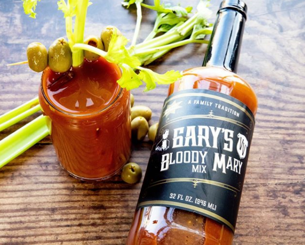 Gary's Original Bloody Mary Mix (32 FLOZ)