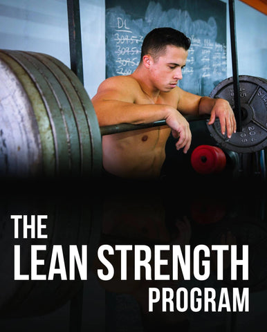 The Lean Strength Program