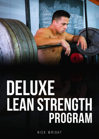 The Lean Strength Program DELUXE