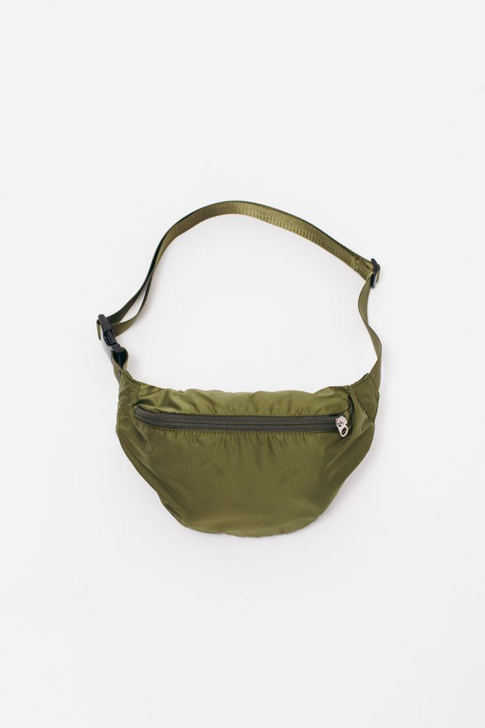 RIPSTOP SIDE BAG - OLIVE