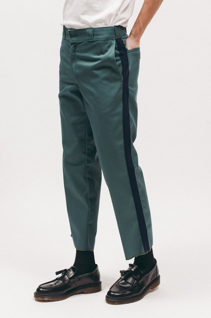 DICKIES LINE PANTS - LINCOLN GREEN
