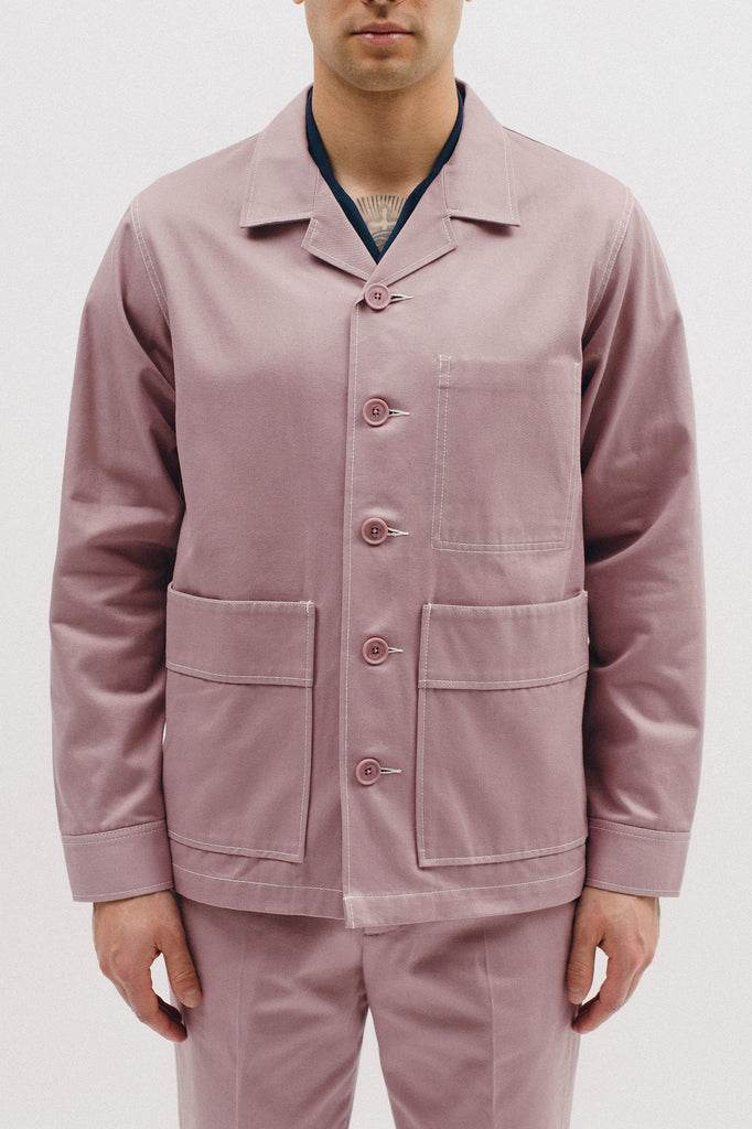 FIELD JACKET - LAVENDER