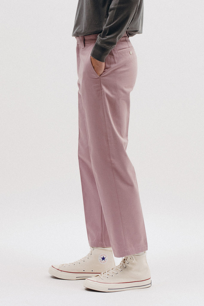 WORK TROUSER- LAVENDER