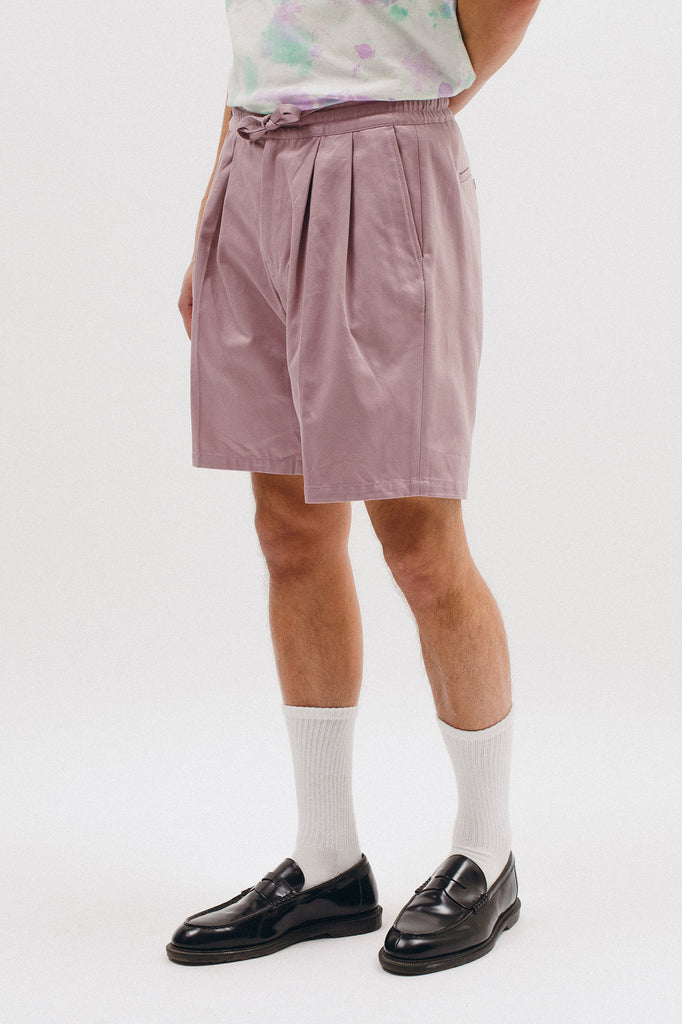 FIELD SHORTS - LAVENDER