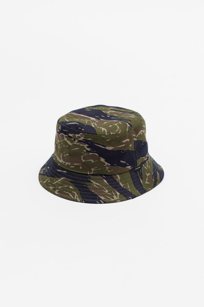 TECH BUCKET CAP - CAMO