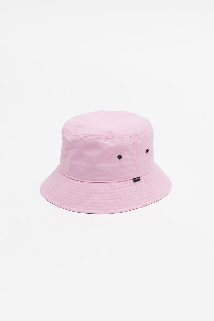 TECH BUCKET CAP - PINK