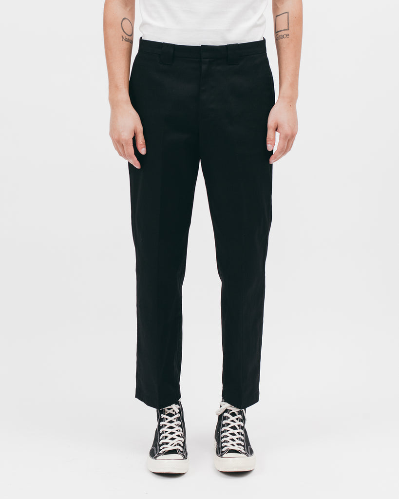 WORK TROUSER - BLACK