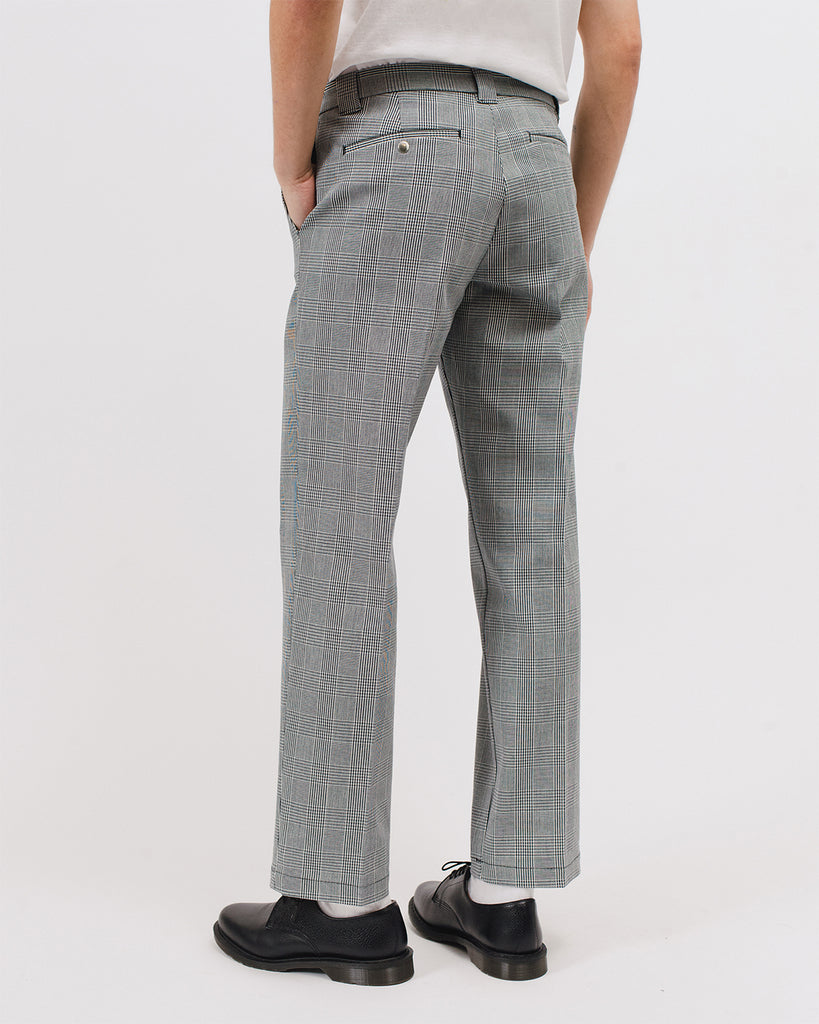 WORK TROUSER - GLEN CHECK(3122)