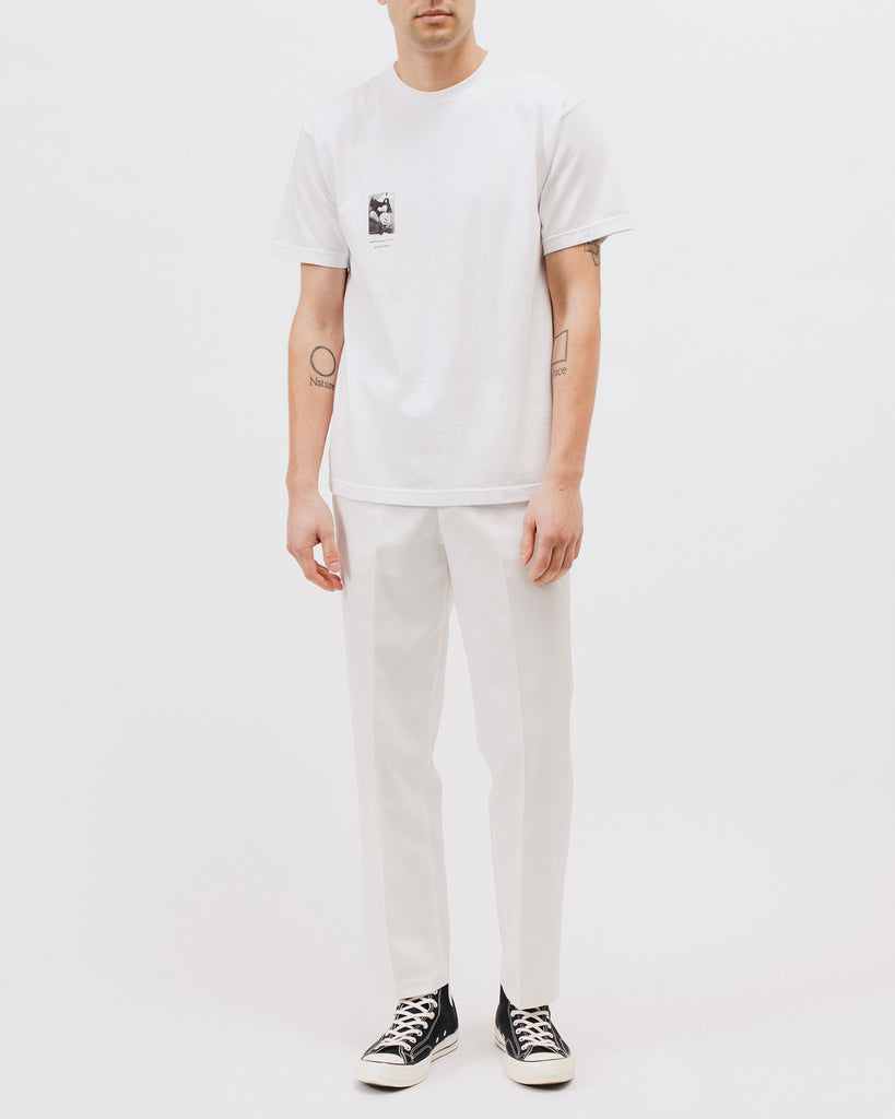SKETCHBOOK SS JERSEY - WHITE