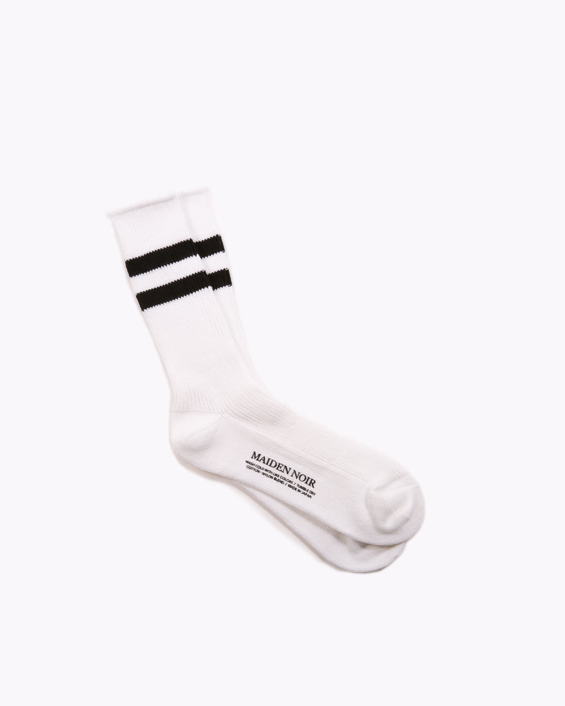 STANDARD GYM SOCK - WHITE(3063)