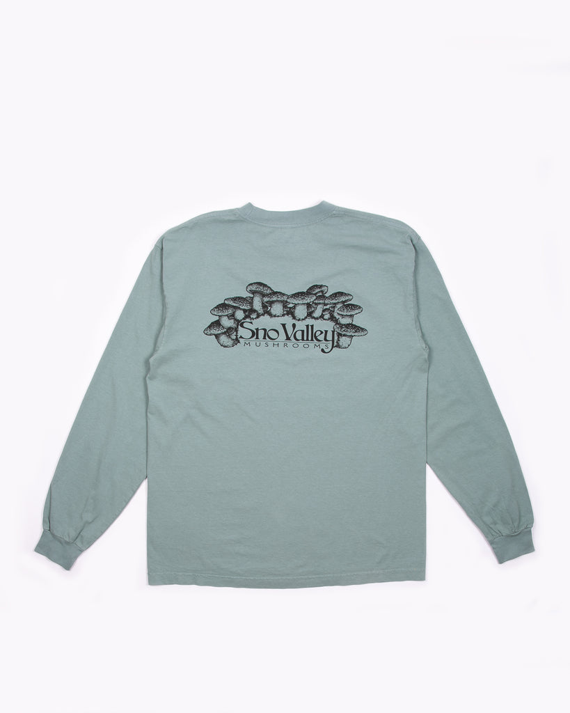 SNO VALLEY LS JERSEY - MINT(3140)