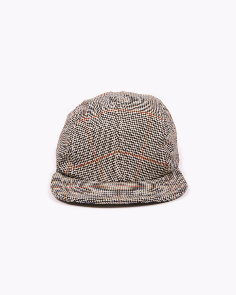 RUNNER CAP - PLAID(3171)