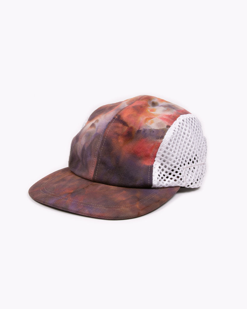 DYED RUNNER CAP - DYED PATTERN(3271)