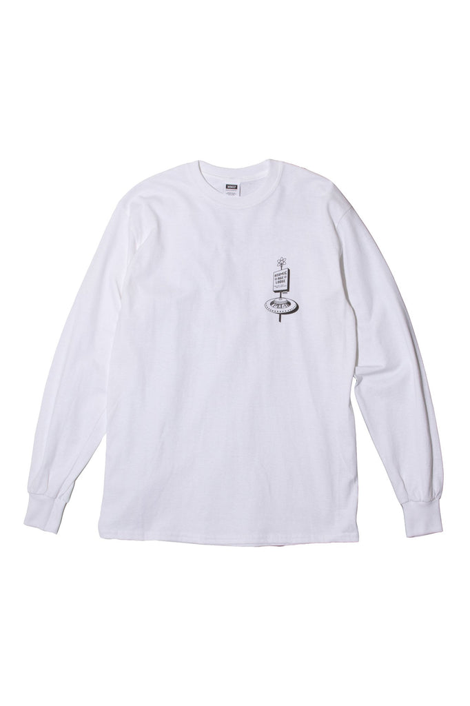 ATOMIC LODGE LS - WHITE