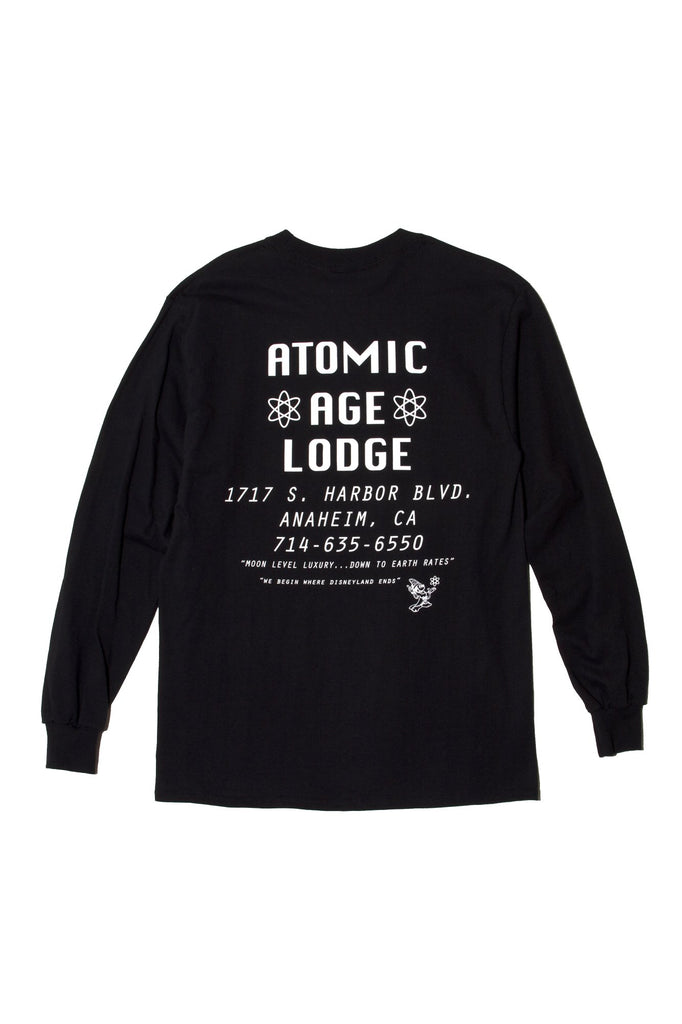 ATOMIC LODGE LS - BLACK