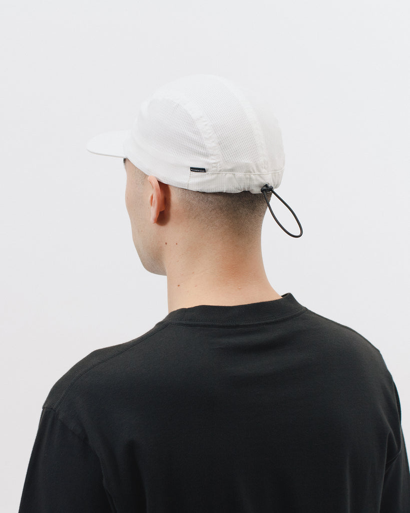MESH RUNNER CAP - NATURAL