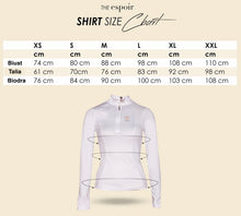 Load image into Gallery viewer, White Show Shirt Short Sleeve