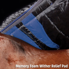 Load image into Gallery viewer, 1200D Comfitec Plus Dynamic 0G turnout rug 5 ft