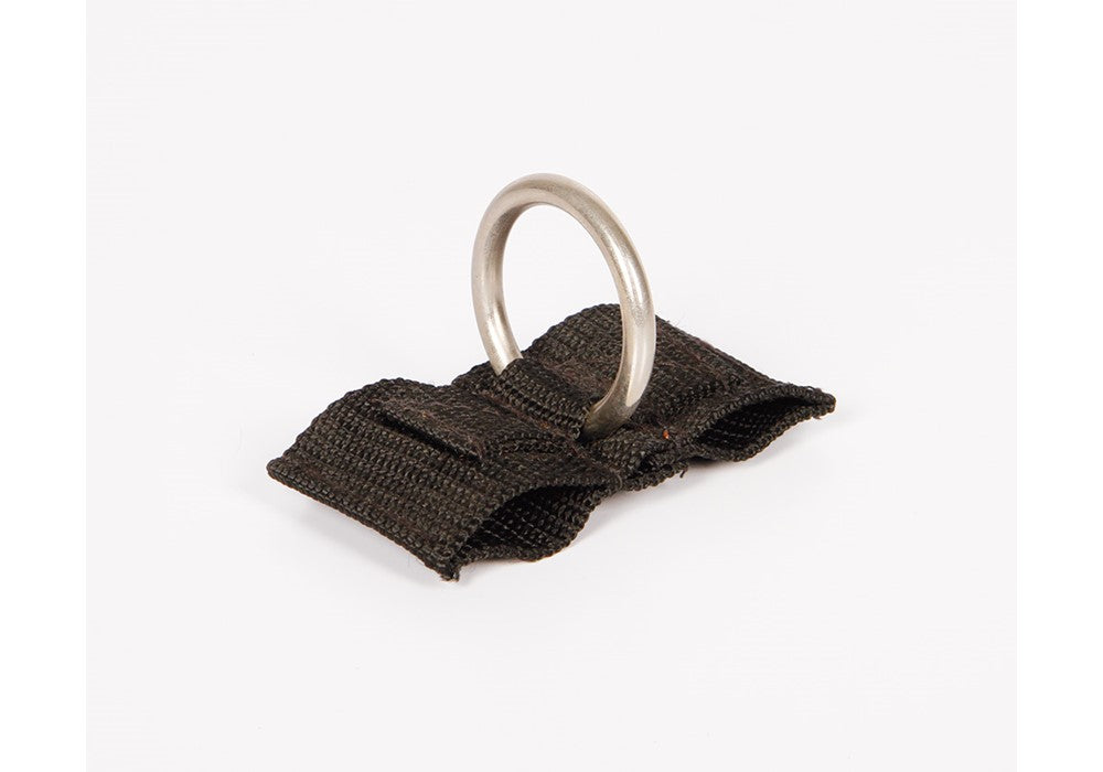 Spare lunging belt ring