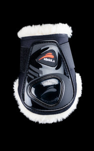 eShock rear velcro fluffy