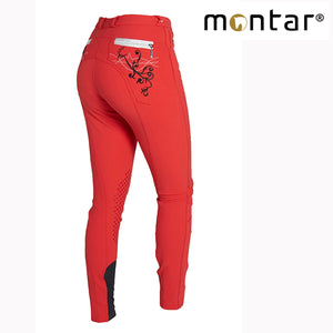 Embroidery breeches