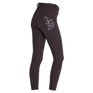 Silver teen breeches