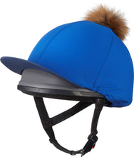 Load image into Gallery viewer, POM POM helmet cover