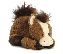 Load image into Gallery viewer, Plush Prancer Horse