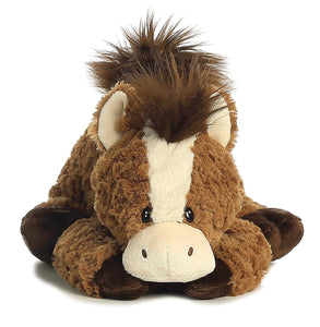 Plush Prancer Horse