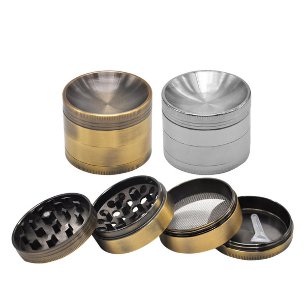 Concave Grinder 56 mm 4 Pieces Dry Herb Grinder